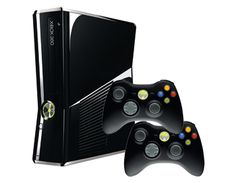 Enjoy playing all of the latest and hottest video games with this X-Box 360 Bundle. The console includes a 250GB hard drive, 2 wireless controllers, and you even receive a bonus game! #videogame #xbox #fun