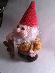 Ravelry: Gnome pattern by Jessica Boyer