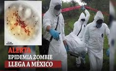 """WARNING: First case of Bacterium """"Zombie"""" in Mexico. Russia already killed thousands !!"""
