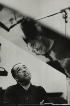 Duke Ellington, by Gordon Parks, 1960