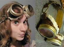 Steampunk Goggles Tutorial - Bing Images