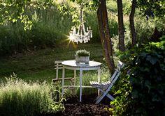 9 ideaa kodikkaaseen puutarhaan   Meillä kotona