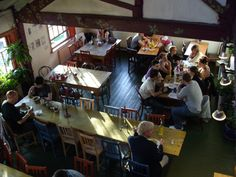 The Egg Cafe Liverpool - organic and eco friendly cafe