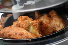fried chicken    Sweet & Crispy Chicken Wing Recipe