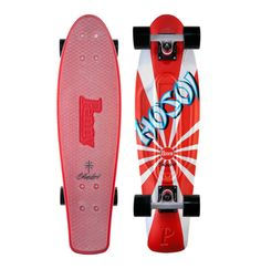 "Christian Hosoi x Penny Skateboards ""Nickel"" Signature Model Deck"