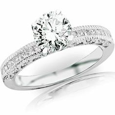 2.92 Carat Round Cut Halo Diamond Engagement Ring Vs2/f White Gold 18k Fine Jewelry Jewelry & Watches