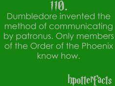 #hpotterfacts 110