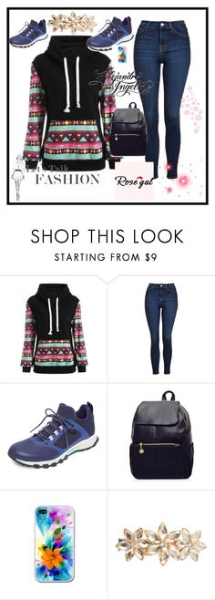"""""""Rose gal  55"""" by fatimazbanic ❤ liked on Polyvore featuring Topshop, adidas and Dorothy Perkins"""