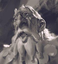 ArtStation - Daily Sketches Week 21, Even Amundsen