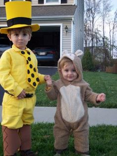 25 baby and toddler halloween costumes for siblings - Halloween Costume For Brothers