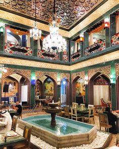 Restaurant Parisa à Doha, Qatar