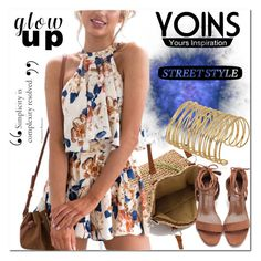 """""""Yoins#14"""" by bamra ❤ liked on Polyvore featuring yoins, yoinscollection and loveyoins"""