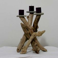 could make it small or large using drift wood- so pretty!