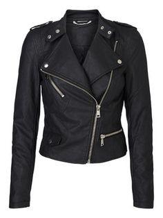 The biker jacket. #noisymay #fashion #jacket #style