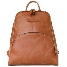 Женский кожаный рюкзак Carlo Gattini 3014 выполнен из натуральной кожи. Рюкзак…