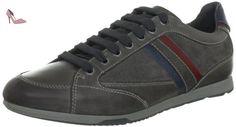 Eleni C, Sneakers Hautes Femme, Noir (Black), 41 EUGeox