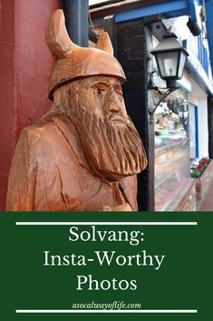 Solvang has so many photo opportunities!  We have some must capture photo ideas. Read on for our Solvang photo opp recommendations!