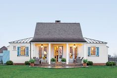 The Art of Living Small | Southern Living