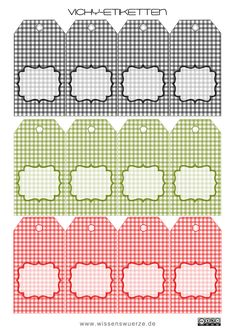 gingham printable tags... it's in German, but just click on the tags and it'll open the free printable