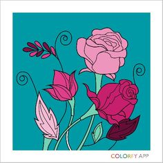 Made on colourfly, a relaxing, easy and free downloadable app!!☺☺