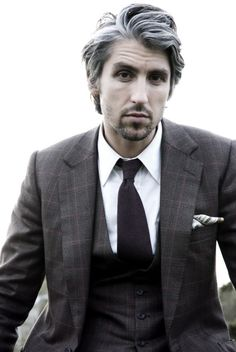 George Lamb looking cool