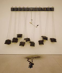 Rebecca Horn, unknown on ArtStack #rebecca-horn #art