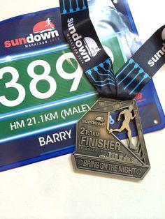 Sundown Marathon Race Bibs, Marathon, Racing, Color, Running, Marathons, Auto Racing, Colour, Colors
