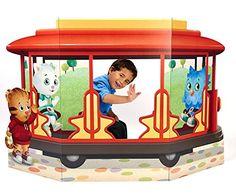 Daniel Tiger Room Decor  Trolley Standup ** For more information, visit image link.