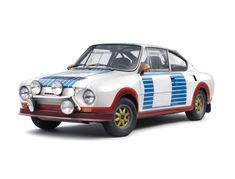 40 years ago: double victory for the ŠKODA 130 RS at the Rallye Monte Carlo - ŠKODA Motorsport Monte Carlo, Skoda Rs, Sport Cars, Race Cars, Foto Zoom, Saab Automobile, Seat Cupra, Rally Car, 40th Anniversary