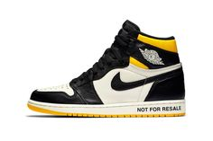 "big sale 6e08f 6291f Air Jordan 1 Hi OG ""Not for Resale"""