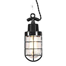Lámpara colgante PORT negro - 91460 #iluminacion #interiorismo #decoracion