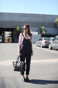 Yes. Overalls. All I'm wearing this summer!!