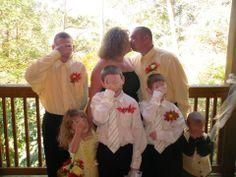Ewww, Mom and Dad! #KissAndTellGburg