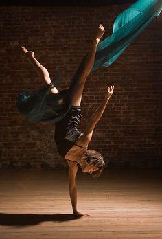 Dance. True strength.