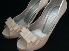 Sapato noiva  | Seu Brechó Móvel