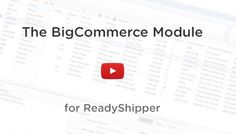 BigCommercemodule installation http://www.swatdigital.com/our-services/bigcommerce/