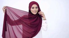 Hijab Tutorial Eid Modern Idul Fitri 2015