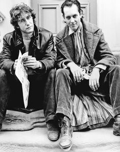 Withnail & I (1987) - Paul McGann & Richard E. Grant - Source of more deathless quotes than almost any other film, xcept perhaps, Steel Magnolias!.