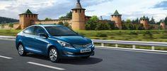 Продажа автомобилей Hyundai Solaris – описание, комплектация, цены – купить Хендай Солярис, Хундай Соларис