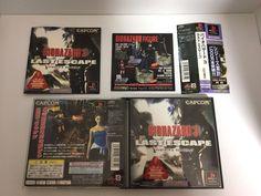 PlayStation Soft BIOHAZARD 3 Last Escape PS  game SONY PS1 Japan BIO HAZARD