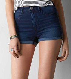 AEO Sky High Shortie - Buy One Get One 50% Off