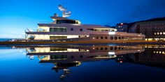 motor yacht Event - Amels Limited Edition 199