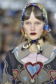 5 tendências de beleza da semana de moda de Londres para ficar de olho