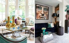 How to Mix Silver and Gold in Your Interiors