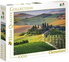 Puzzle 1000 Clementoni 39212 Van Gogh - Camp de Grau