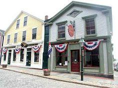 Historic New Bedford, Ma