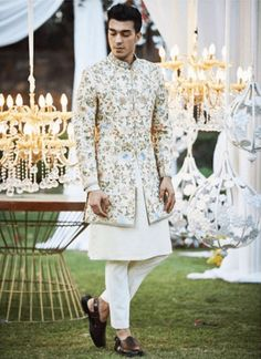 27 Latest Engagement Dresses for Men in India