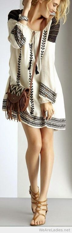 Embroidered Hey, Absolutely Love Love Love this Dress/Tunic!