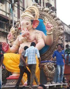 #ganesh - #ganeshfestival - #aagamanshol