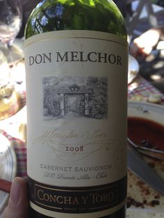 Don Melchor - Cabernet Sauvignon - 2008 - Concha y Toro - Puente Alto, Chile-get it at Costco La Quinta!!!